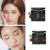 Eyebrow Makeup Powder Cream Waterproof Paint Air cushion eyebrow cream Dyei C7B6