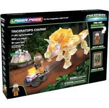 Nuevo Sellado Junior Megasaur construir un dinosaurio Paquete de 3