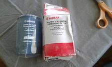 Yamaha Mini-10 Micron Marine Fuel/Water Separating Filter MAR-MINIF-IL-TR