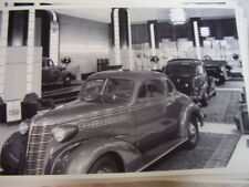 1938  CHEVROLET  COUPE  NEW CARS IN SHOWROOM  #3  12 X 18 LARGE PICTURE  PHOTO