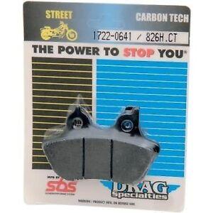 Carbon Tech High-Performance Brake Pads    SBS 826H.CT