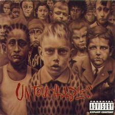 CD  /   Korn – Untouchables    /  MADE  EU  /