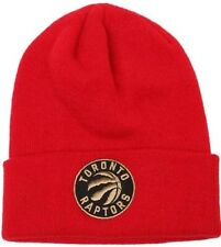 Toronto Raptors adidas Men's NBA Cuffed Knit Hat Beanie Toque - NWOT