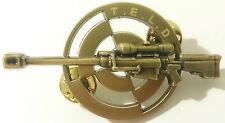 Brevet Sniper tireur TELD T.E.L.D Tireur d'élite longue distance  Échelon Bronze