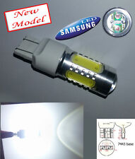 LAMPADA T20 W21/5W 7443 BIPOLO LED COB+CREE 40W 800lm CANBUS ALFA, FIAT, DACIA