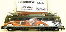 115 Ellok 80 ANNI AUTO DIGITAL SOUND FLEISCHMANN 733876 N 1:160 conf. orig. Å