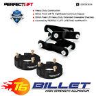 Fits Mitsubishi Triton MN-ML LIFT KIT 50mm F & 50mm R greaseable shackles