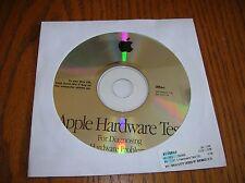 "APPLE MAC HARDWARE TEST CD (AHT) FOR iMAC 17"" iMAC eMAC VERSION 1.2 691-3317-A"
