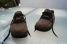 FINN Comfort Damen Schuhe Schnürschuhe mit Einlagen Gr.37 olivgrün Leder TOP #81