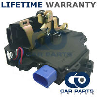 CENTRAL DOOR LOCK LOCKING ACTUATOR FRONT RIGHT FOR VOLKSWAGEN POLO 2001-2009