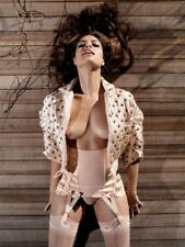 Hollywood Celebrity Art Photo Poster: EVA MENDES |24 inch by 36 inch| D