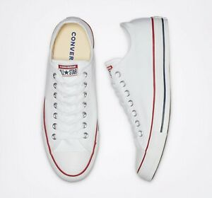 Converse  Chuck Taylor All Star Low Top Optical White Lifestyle Shoes for Men