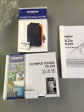 Genuine Olympus Tough TG-610 14 Megapixel *and case