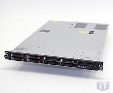 HP Proliant DL360 G6 1 x 2.4Ghz E5530 / 6GB RAM / 8 x 146GB / 1 x PSU / RAILS