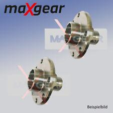 2x Radnabe für Radaufhängung Hinterachse MAXGEAR 33-0768
