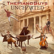 Uncharted - The Piano Guys (CD, 2016, Sony Masterworks) - FREE SHIPPING