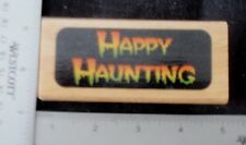 Happy Haunting by Canadian Maple Collections