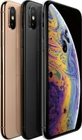 Apple iPhone XS Max 64GB Fully Unlocked AT&T T-Mobile GSM CDMA 4G LTE Smartphone