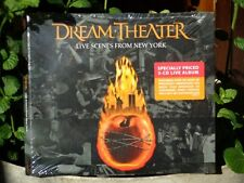 Live Scenes from New York by Dream Theater (CD, 2001, 3 Discs, New/Unopened)