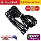 3MTR SPEED SKIPPING ROPES FITNESS CARDIO EXERCISE GYM BOXING MMA SPORTS,NEW