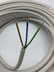 100 Meter NYM-J Mantelleitung 3x2,5mm² Elektrokabel Installation (1,15€/M)