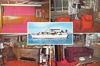 CT New Haven 55' CHRIS CRAFT CONSTELLATION Jewel IV Advertising 6x9 postcard