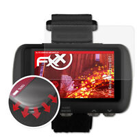 3x Anti-Shock Pellicola protettiva per Garmin Foretrex 601 opaco&flessibile