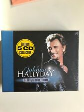 Johnny Hallyday Les 100 plus belles chansons / Edition 5 CD Collector