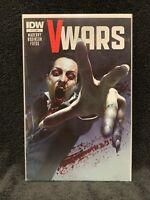 V-Wars #1 RARE/ IDW/ New Netflix Series/ Vampire/ Virus/ Morbius