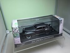 Greenlight 1:43  Green Machine , Chase, Lincoln Continental