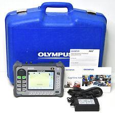 Olympus Epoch 650 Ultrasonic Flaw Detector DAC/TCG DGS/AVG