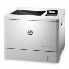 HP LaserJet M553dn  Color Laser Printer- Page Count under 15000 with Toners