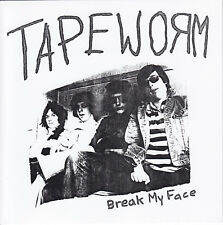 """Tapeworm-Break My Face 7""""ep 1978 KBD CLASSIC! New official Reissue! LTD Fang!!"""