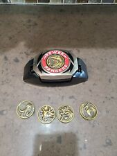 Power Rangers Mighty Morphin Legacy Power Morpher Coin Toy Bandai