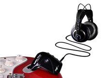 NUX GP-1 Electric Guitar Plug Headphone Amp Built-in Distortion Effect