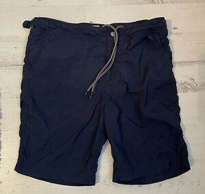 Mens Size M PAUL SMITH Blue Swimming Trunks Shorts