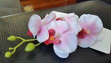 ♡ Fascinatinig Creations Rose 3 In1clip Brooch Ponytails Holder Fascinator