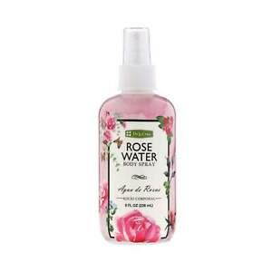 NEW De La Cruz - Rose Water Body Spray - 236 mL