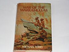 WAR OF THE WARRAMULLAS-MICHAEL TERRY-1975-1st. ED.