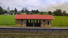 HO scale building QR Wacol Station (KIT) post 60's eara