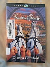 Reardon Brothers: Freedom's Promise 1 by Dianna Crawford (2000, Paperback)