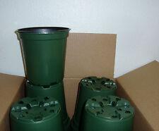 "1 gallon plastic Nursery Pots 6 "" x 6 ""  ( lot of 1000 )"