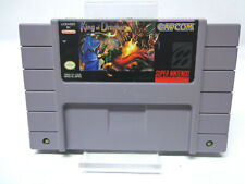 Nintendo SNES Spiel - King of Dragons (Modul)(NTSC-US IMPORT)  Super Nintendo