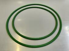 More details for round rubber 8mm thickness drive belt for pizza dough roller stretcher