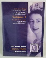 Sealed Volume #1 Queen Elizabeth ll Diamond Jubilee Canada 2012