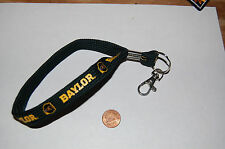 "Baylor Bears 9"" Mini Lanyard with Clip College"