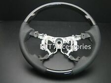 MIT Toyota CAMRY AURION 2007-2011 Genuine leather steering wheel-Black piano
