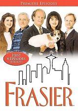 Frasier - The Premiere Episodes (DVD, 2006)