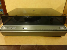 PROFESSIONAL TURNTABLE / DIRECT DRIVE DISC PLAYER MICRO SEIKI MR-711