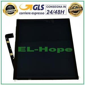 "DISPLAY LCD RETINA PER APPLE IPAD 3 A1430 A1416 A1403 SCHERMO MONITOR 9,7"""